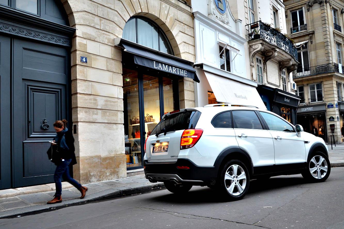 Agence de location de voiture tanger chevrolet captiva for Agence de location